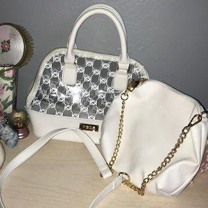 Two Bebe Bags